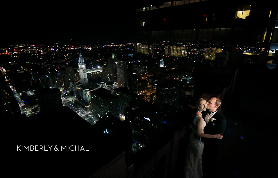 wedding destinations in new jersey%0A Kimberly  u     Michal u    s Wedding at Top of the Tower in Philadelphia