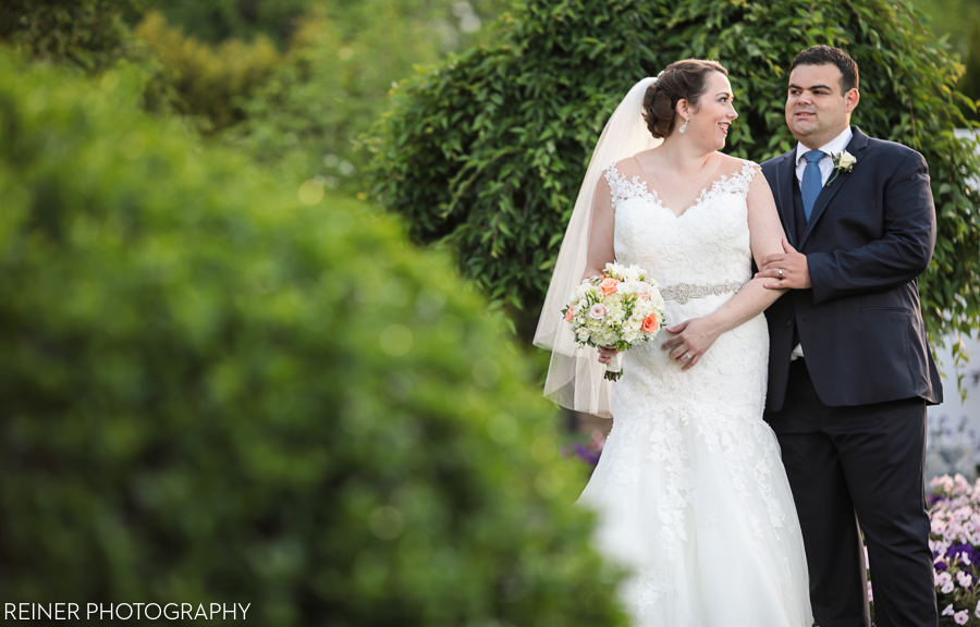 Bride And Groom Photos At Warrington Country Club