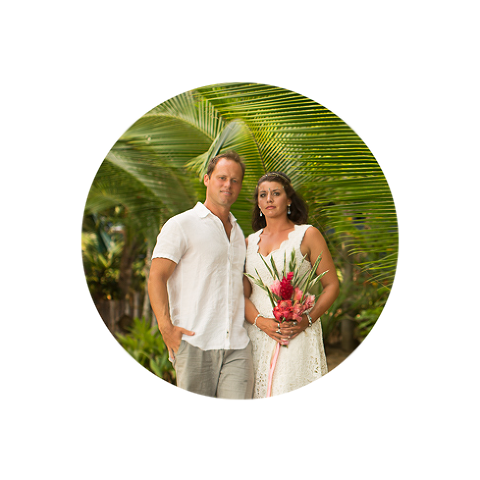 Husband and Wife Wedding Photographers: Gen and Wil Reiner