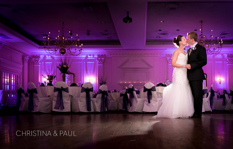 Greek Orthodox Wedding In Broomall Pa Reception At The Desmond