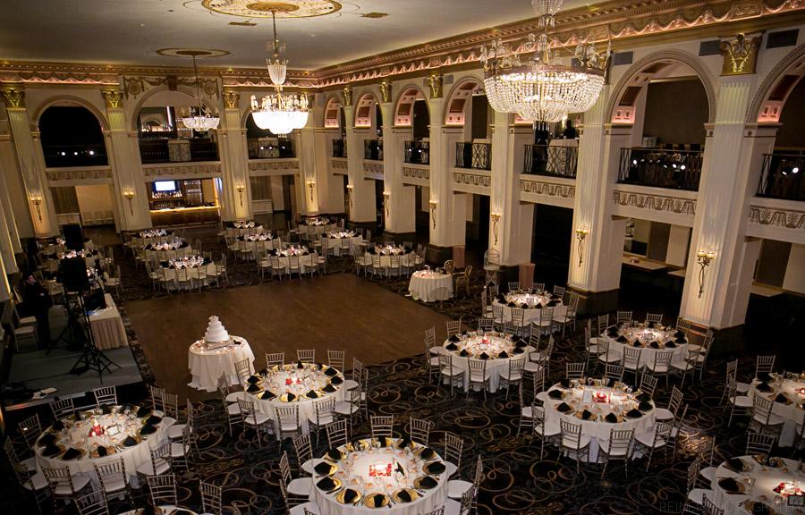 ballroom at the ben wedding  u2013 philadelphia  pa  u2013 stephanie